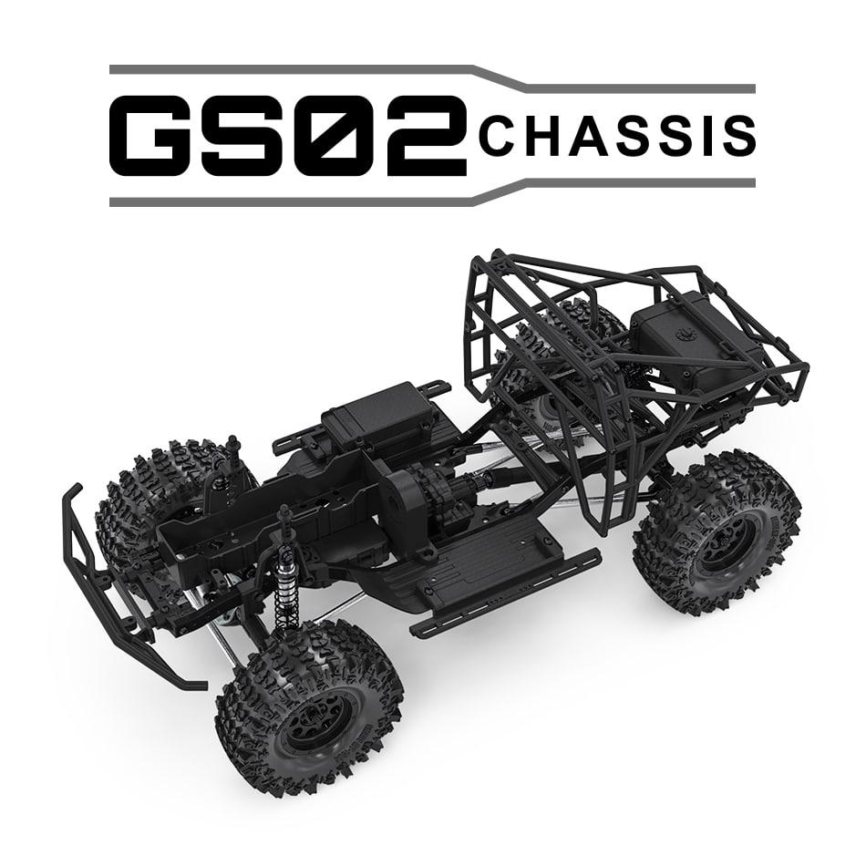 Gmade GS02 Bom TC Kit Gm57000_4_shop1_152736
