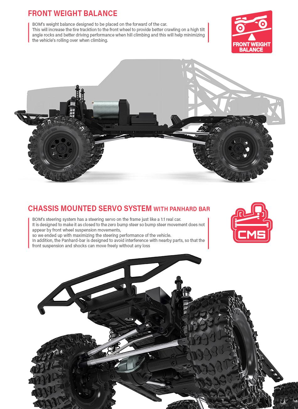 Gmade GS02 Bom TC Kit Gm57000_7_shop1_152742